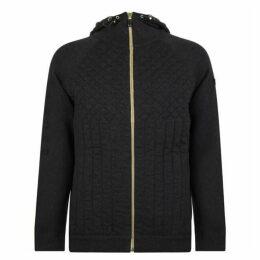 Boss Zip Hooded Sweatshirt