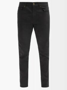 Acne Studios - Max Slim Fit Mid Rise Jeans - Mens - Blue
