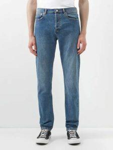 A.p.c. - Petit New Standard Slim Leg Jeans - Mens - Indigo