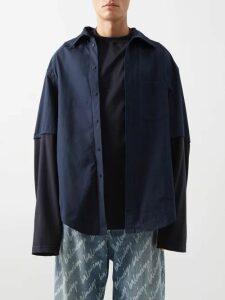 Gucci - Mid Rise Straight Leg Denim Jeans - Mens - Blue
