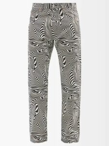 Éditions M.r - Francois Checked Trousers - Mens - Multi