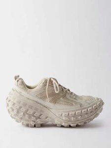 Joseph - Ernest Cotton Blend Corduroy Trousers - Mens - Khaki