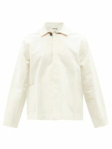 Balenciaga - Oversized Printed Cotton Blend Sweatshirt - Mens - Black