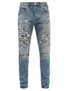 Balenciaga - Self Help Print Hooded Sweatshirt - Mens - Black