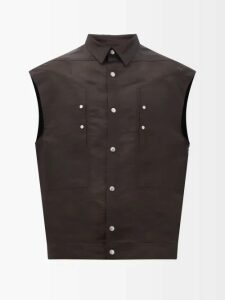 Jw Anderson - Argyle Wool Sweater - Mens - Black White