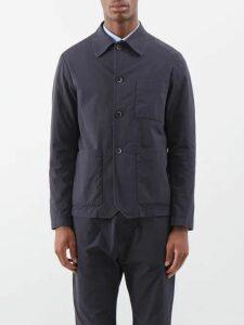 Canada Goose - Lodge Hooded Jacket - Mens - Dark Grey
