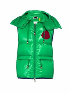 2 Moncler 1952 - Lorent Quilted Down Gilet - Mens - Green Multi