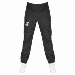 K Way X Kappa Packable Over Sports Trousers Black