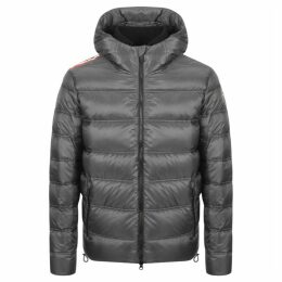 Rossignol Cesar Dap Padded Jacket Grey