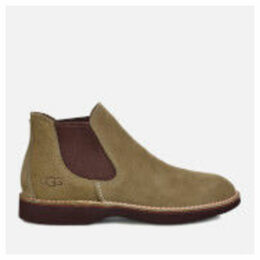 UGG Men's Camino Suede Chelsea Boots - Taupe - UK 10 - Brown