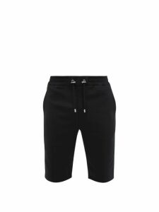 Moncler - Brech Hooded Quilted Down Jacket - Mens - Navy