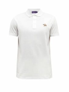 Givenchy - Logo Jacquard Cotton Track Pants - Mens - Black