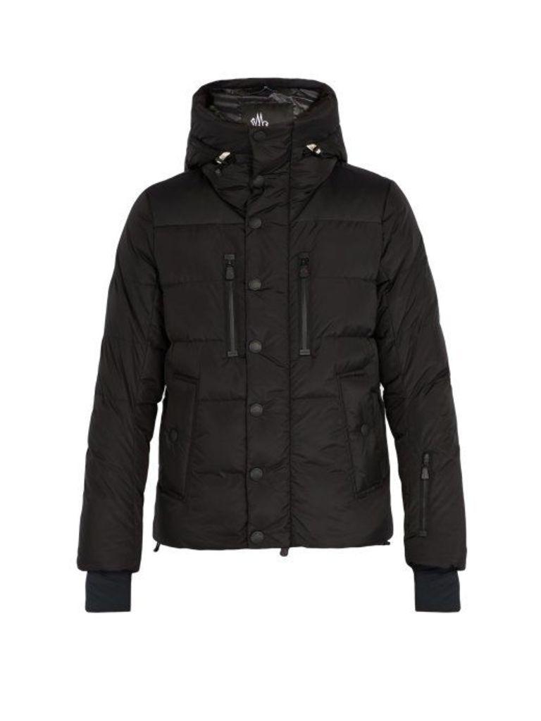 3519b5ea1 Moncler Grenoble - Rodenberg Quilted Down Ski Jacket - Mens - Black ...