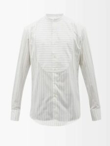 Balenciaga - Logo Windbreaker Jacket - Mens - Black