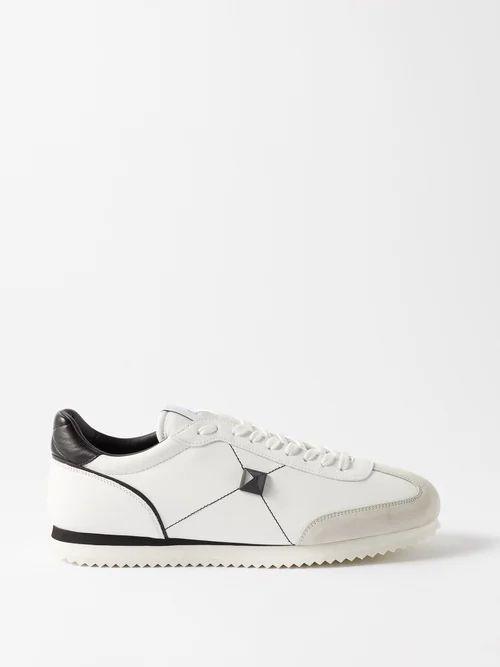 John Lobb - City Ii Leather Oxford Shoes - Mens - Black