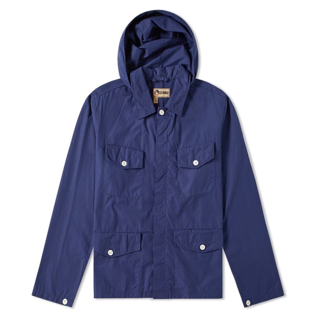 Nigel Cabourn x Lybro Field Shirt Jacket New Navy