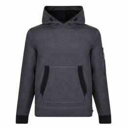 CP Company Lens Hood Pouch Sweatshirt