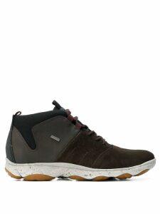 Geox Nebula boots - Brown