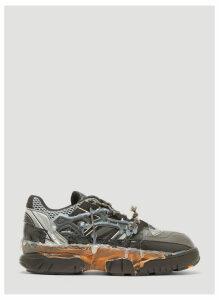 Maison Margiela Fusion Sneakers in Grey size EU - 44