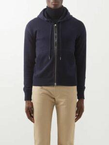 Valentino - Vltn Logo Jacquard Belt Trousers - Mens - Black