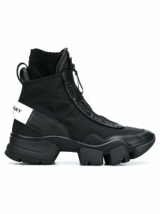 Givenchy Jaw high sneakers - Black