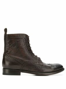 Tagliatore ankle boots - Brown
