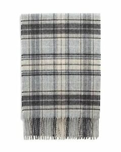 The Men's Store at Bloomingdale's Plaid Cashmere Scarf - 100% Exclusive