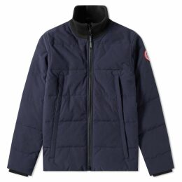 Canada Goose Woolford Jacket Admiral Blue