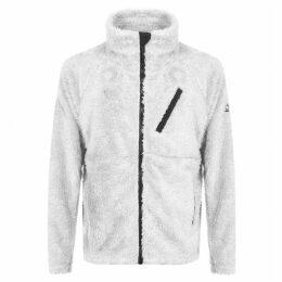 Penfield Breakheart Full Zip Fleece Jacket Grey