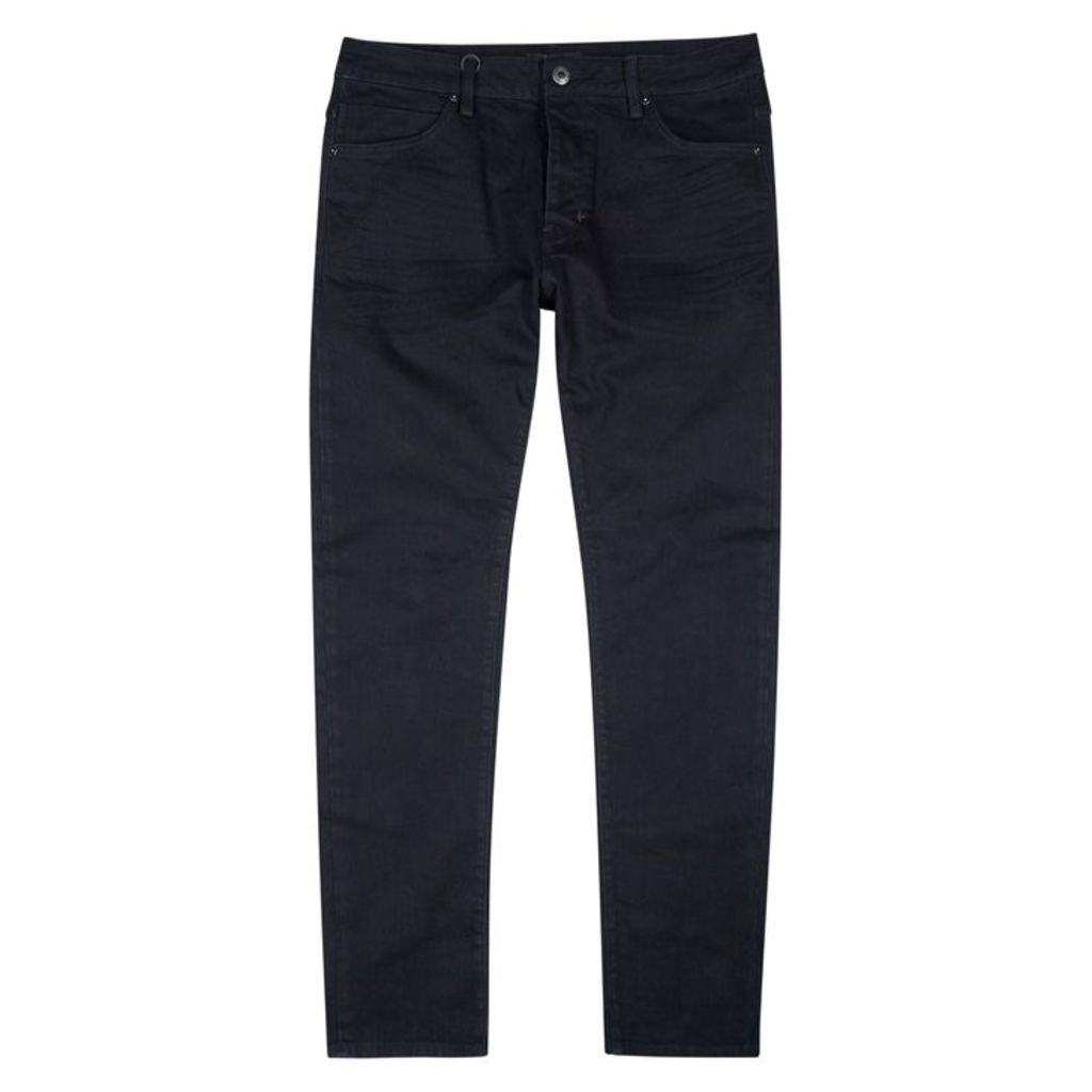 Neuw Lou Indigo Slim-leg Jeans