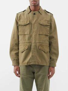 Aztech Mountain - Matterhorn Ski Club Striped Wool Sweater - Mens - Black Multi