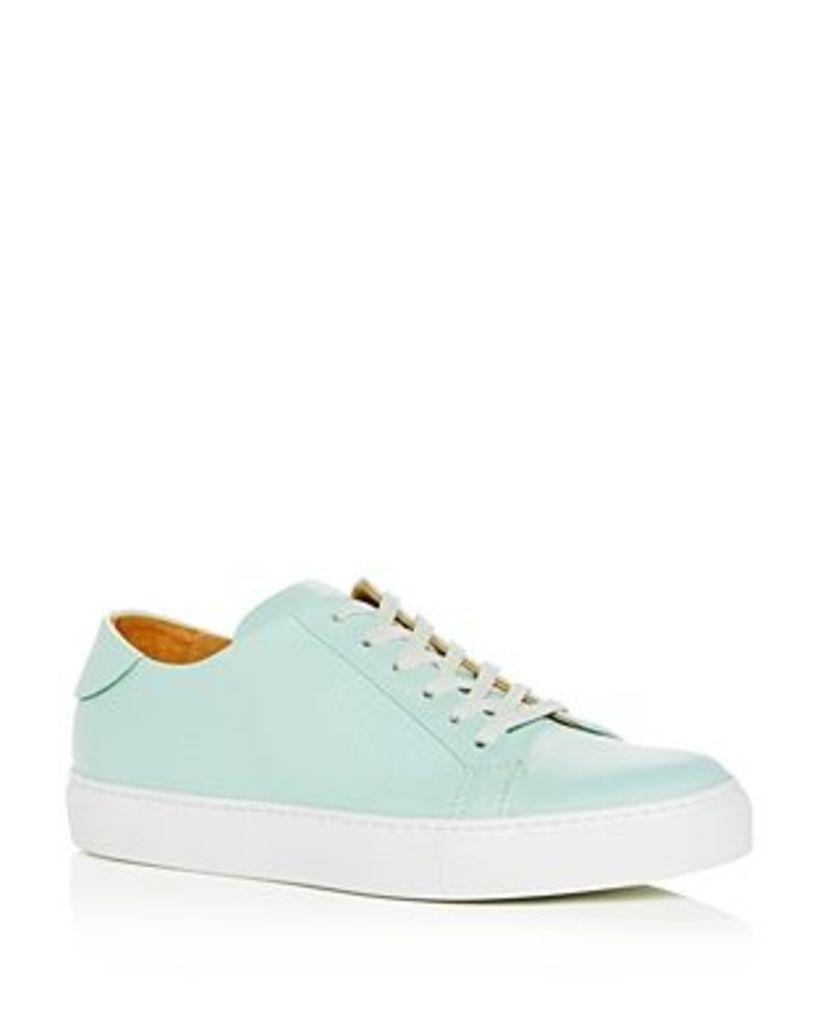 c59756d8ff71 Collegium Men's Pillar Leather Low-Top Sneakers by Collegium | Snap ...