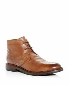 Frye Men's Murray Leather Chukka Boots