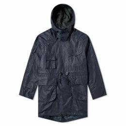 Barbour x Engineered Garments Cowan Wax Jacket Navy