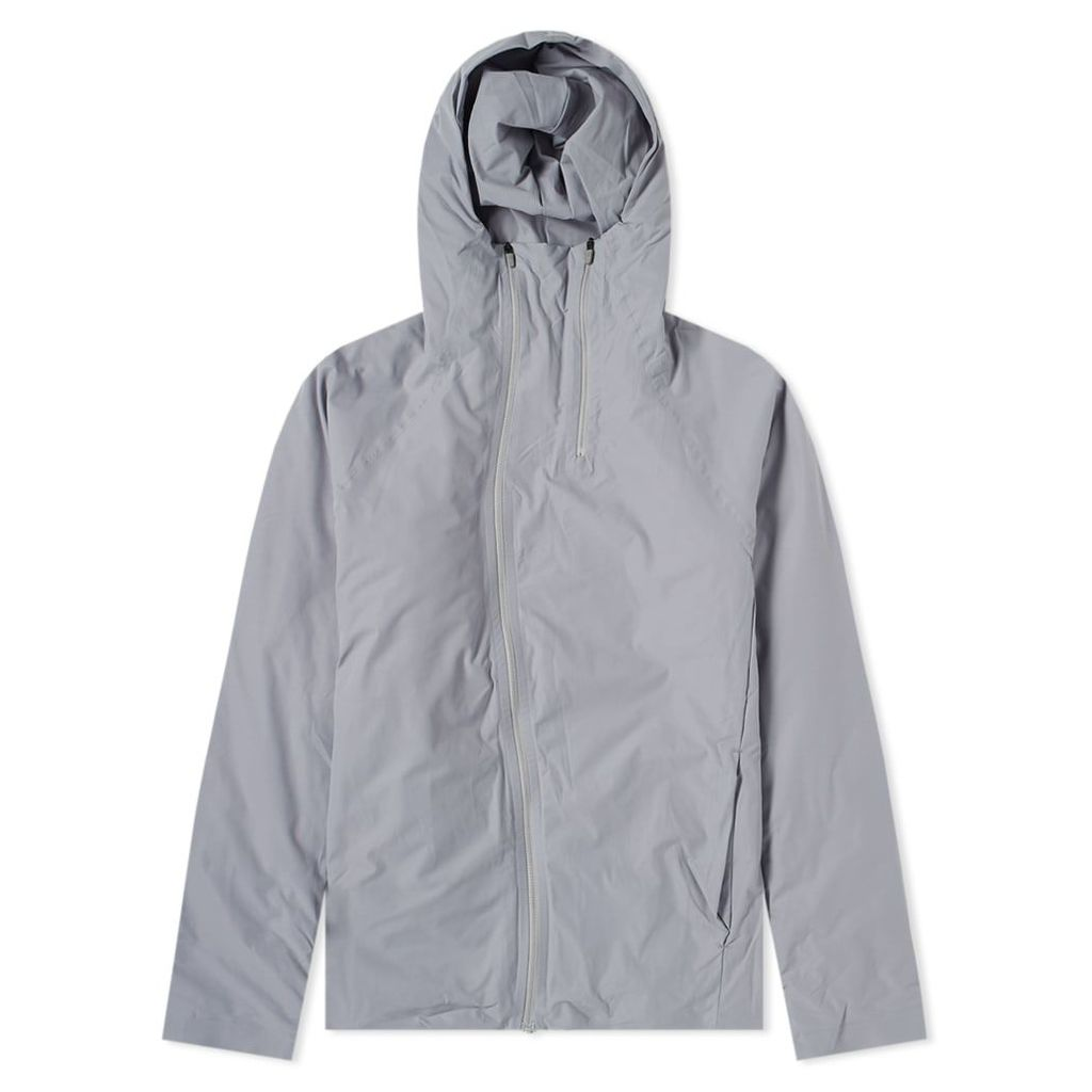 Descente Allterrain Primeflex Perforated Insulation Jacket Fog Grey