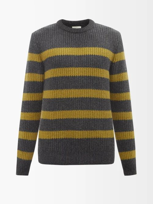 Denis Colomb - Voyager Camel Trousers - Mens - Dark Blue