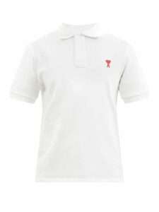 7 Moncler Fragment - Slim Leg Corduroy Trousers - Mens - Black