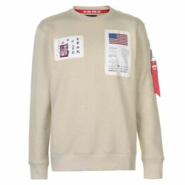 Alpha Industries Blood Chit Sweater