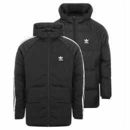 Adidas Originals Reversible Padded Jacket Black