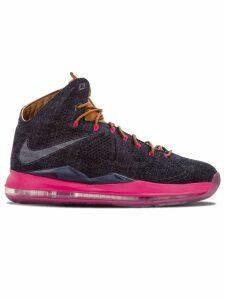 Nike Lebron 10 EXT Denim QS sneakers - Blue