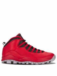 Jordan Air Jordan 10 Retro 30th sneakers - Red