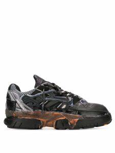Maison Margiela Fusion low-top sneakers - Black
