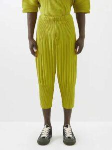 Frescobol Carioca - Zip Through Cotton Blend Hooded Sweatshirt - Mens - Grey