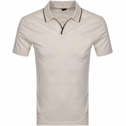 HUGO Derra T Shirt White