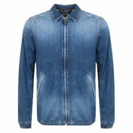 Nudie Jeans Torkel Vintage Denim Jacket Blue