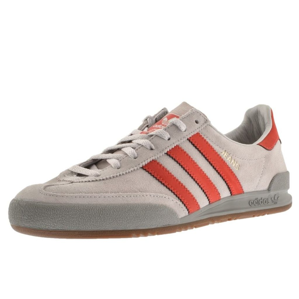 Adidas Originals Jeans Trainers Grey