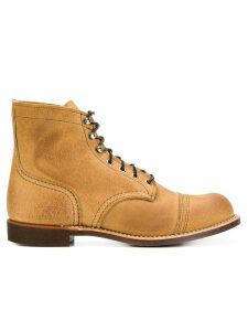 Red Wing Shoes classic lace-up boots - Brown