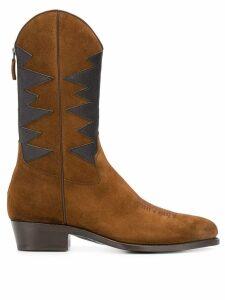 Barbanera Cormac mid-calf boots - Brown