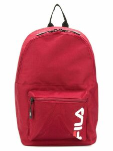 Fila contrast logo backpack - Red