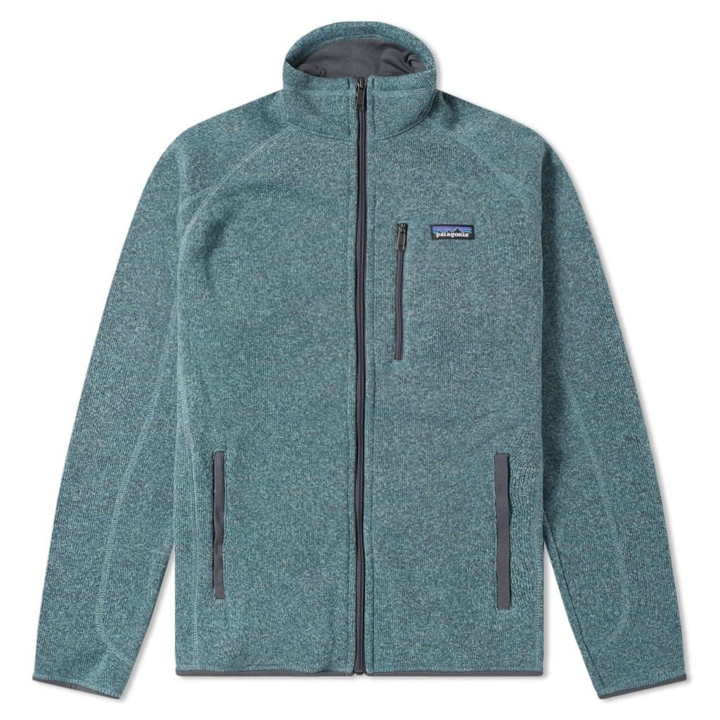 Patagonia Better Sweater Jacket Shadow Blue